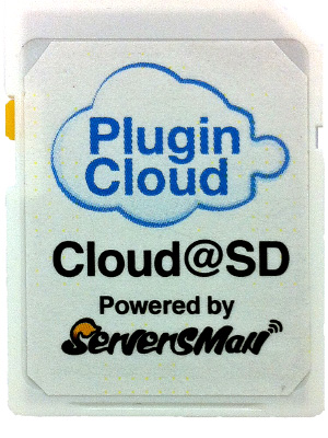 Cloud@SD powered by ServersMan本体